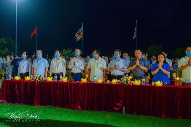 Ninh Bình: Lễ cầu quốc thái dân an và hoa đăng ở cố đô Hoa Lư ảnh 4
