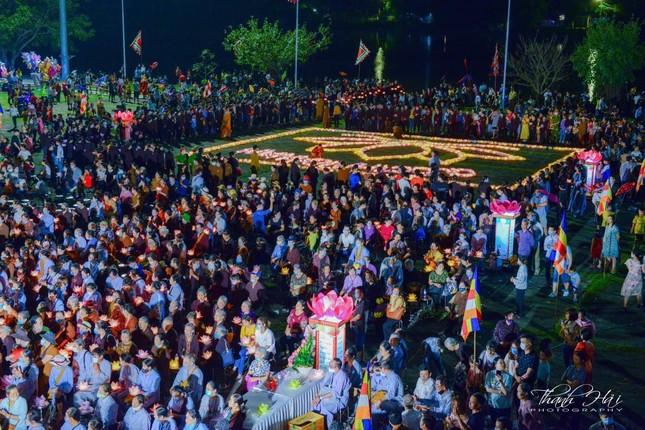 Ninh Bình: Lễ cầu quốc thái dân an và hoa đăng ở cố đô Hoa Lư ảnh 16