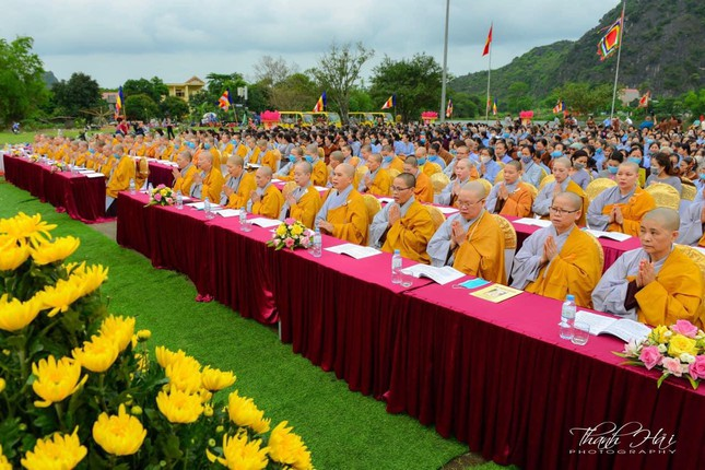Ninh Bình: Lễ cầu quốc thái dân an và hoa đăng ở cố đô Hoa Lư ảnh 3