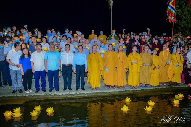 Ninh Bình: Lễ cầu quốc thái dân an và hoa đăng ở cố đô Hoa Lư ảnh 17