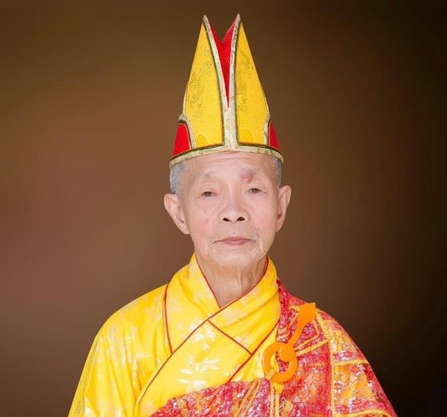 Lược sử Trưởng lão Hòa thượng Thích Từ Hương, Thành viên Hội đồng Chứng minh GHPGVN ảnh 1
