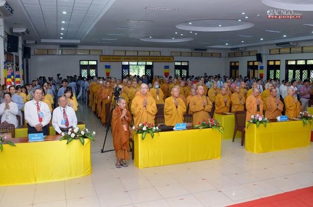 Ban Trị sự GHPGVN huyện Hóc Môn có tân Trưởng ban ảnh 9