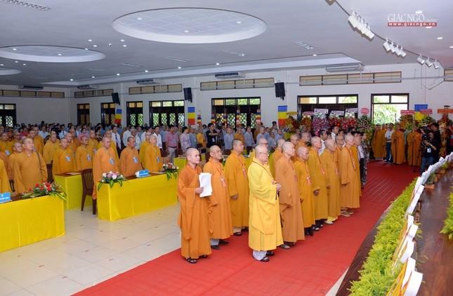 Ban Trị sự GHPGVN huyện Hóc Môn có tân Trưởng ban ảnh 10