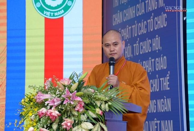 Ban Trị sự GHPGVN huyện Hóc Môn có tân Trưởng ban ảnh 3
