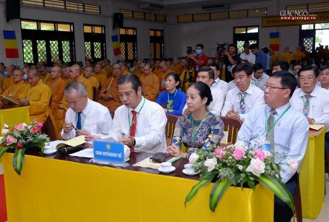 Ban Trị sự GHPGVN huyện Hóc Môn có tân Trưởng ban ảnh 12