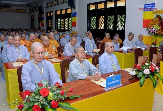 Ban Trị sự GHPGVN huyện Hóc Môn có tân Trưởng ban ảnh 13