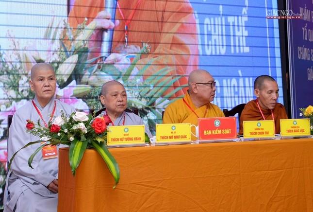 Ban Trị sự GHPGVN huyện Hóc Môn có tân Trưởng ban ảnh 14