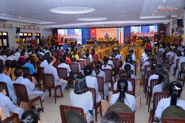 Ban Trị sự GHPGVN huyện Hóc Môn có tân Trưởng ban ảnh 16