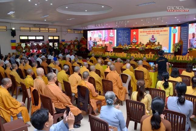 Ban Trị sự GHPGVN huyện Hóc Môn có tân Trưởng ban ảnh 47