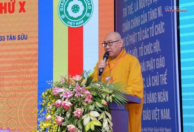 Ban Trị sự GHPGVN huyện Hóc Môn có tân Trưởng ban ảnh 17