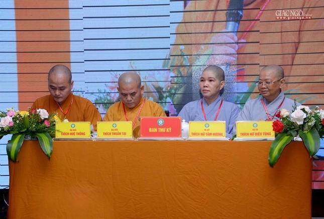 Ban Trị sự GHPGVN huyện Hóc Môn có tân Trưởng ban ảnh 18