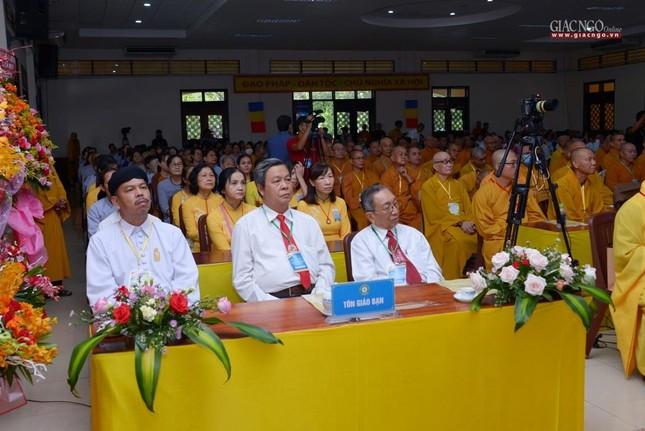 Ban Trị sự GHPGVN huyện Hóc Môn có tân Trưởng ban ảnh 19