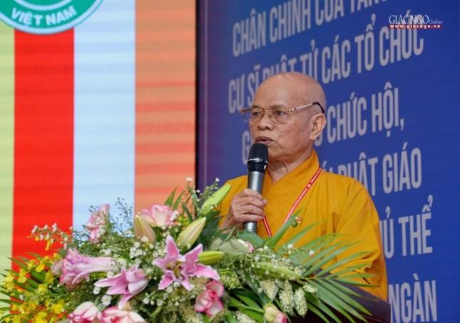 Ban Trị sự GHPGVN huyện Hóc Môn có tân Trưởng ban ảnh 2