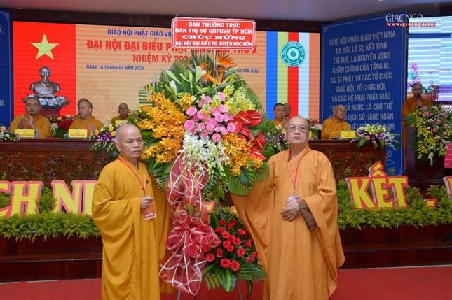 Ban Trị sự GHPGVN huyện Hóc Môn có tân Trưởng ban ảnh 20