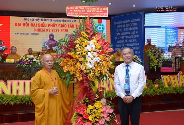 Ban Trị sự GHPGVN huyện Hóc Môn có tân Trưởng ban ảnh 21