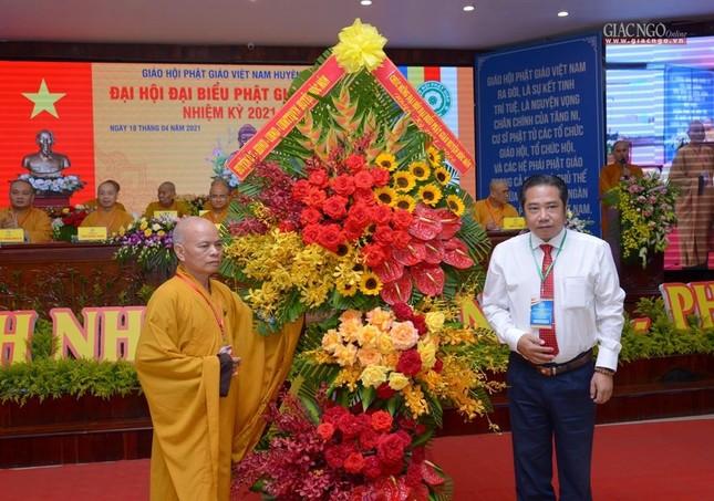 Ban Trị sự GHPGVN huyện Hóc Môn có tân Trưởng ban ảnh 24