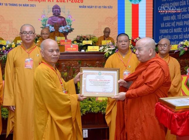 Ban Trị sự GHPGVN huyện Hóc Môn có tân Trưởng ban ảnh 4