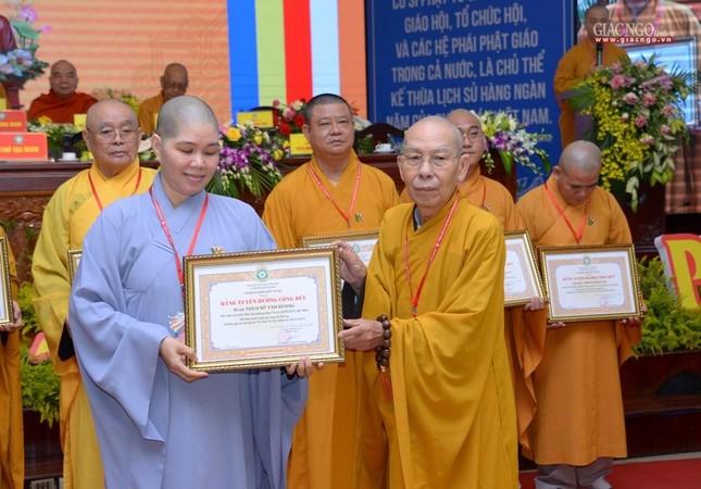 Ban Trị sự GHPGVN huyện Hóc Môn có tân Trưởng ban ảnh 26