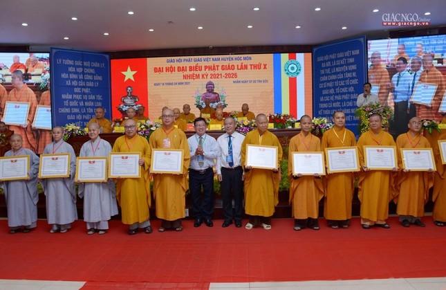 Ban Trị sự GHPGVN huyện Hóc Môn có tân Trưởng ban ảnh 27