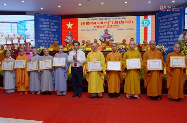 Ban Trị sự GHPGVN huyện Hóc Môn có tân Trưởng ban ảnh 28