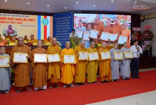 Ban Trị sự GHPGVN huyện Hóc Môn có tân Trưởng ban ảnh 29