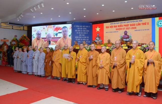 Ban Trị sự GHPGVN huyện Hóc Môn có tân Trưởng ban ảnh 30