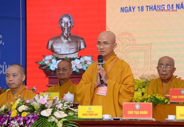 Ban Trị sự GHPGVN huyện Hóc Môn có tân Trưởng ban ảnh 32