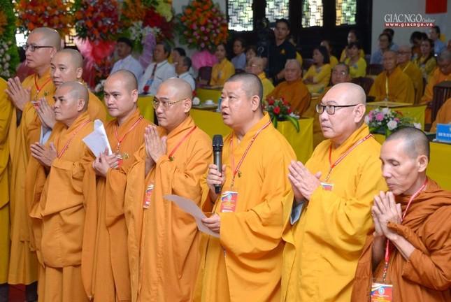 Ban Trị sự GHPGVN huyện Hóc Môn có tân Trưởng ban ảnh 7