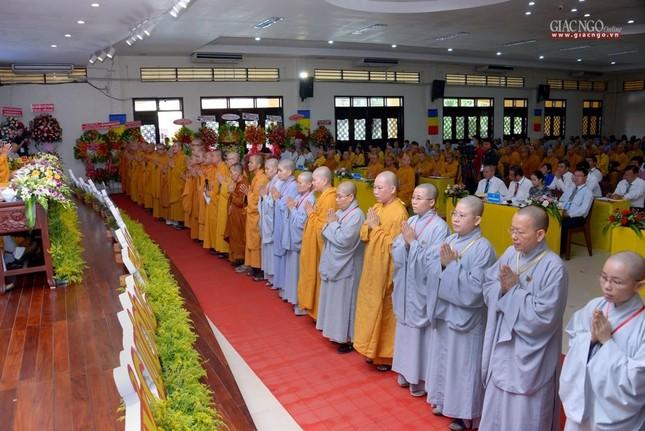 Ban Trị sự GHPGVN huyện Hóc Môn có tân Trưởng ban ảnh 6