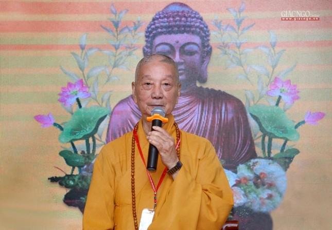 Ban Trị sự GHPGVN huyện Hóc Môn có tân Trưởng ban ảnh 5