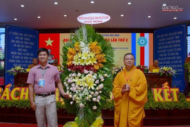 Ban Trị sự GHPGVN huyện Hóc Môn có tân Trưởng ban ảnh 35