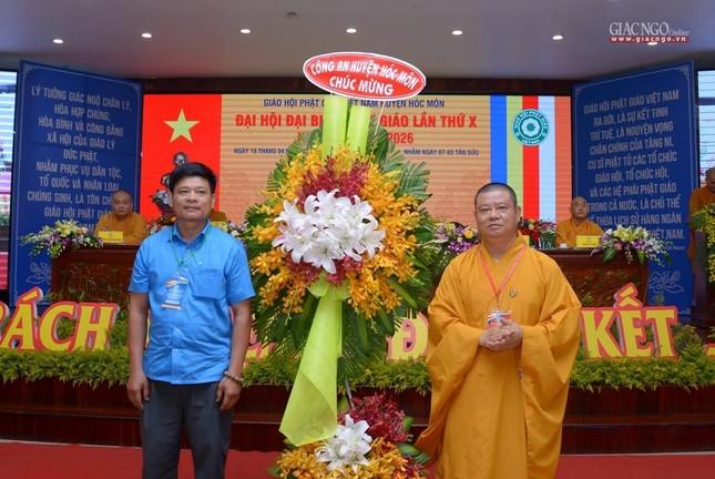 Ban Trị sự GHPGVN huyện Hóc Môn có tân Trưởng ban ảnh 36