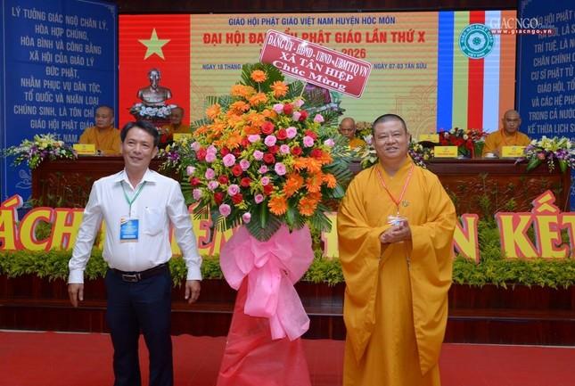 Ban Trị sự GHPGVN huyện Hóc Môn có tân Trưởng ban ảnh 37