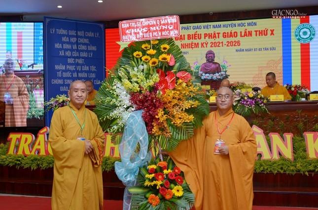 Ban Trị sự GHPGVN huyện Hóc Môn có tân Trưởng ban ảnh 38