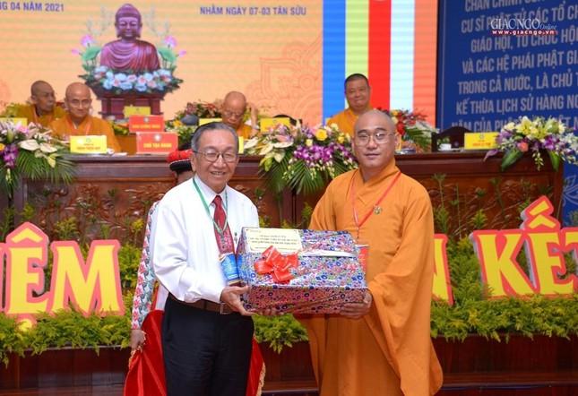 Ban Trị sự GHPGVN huyện Hóc Môn có tân Trưởng ban ảnh 39