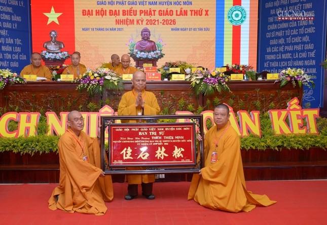 Ban Trị sự GHPGVN huyện Hóc Môn có tân Trưởng ban ảnh 40