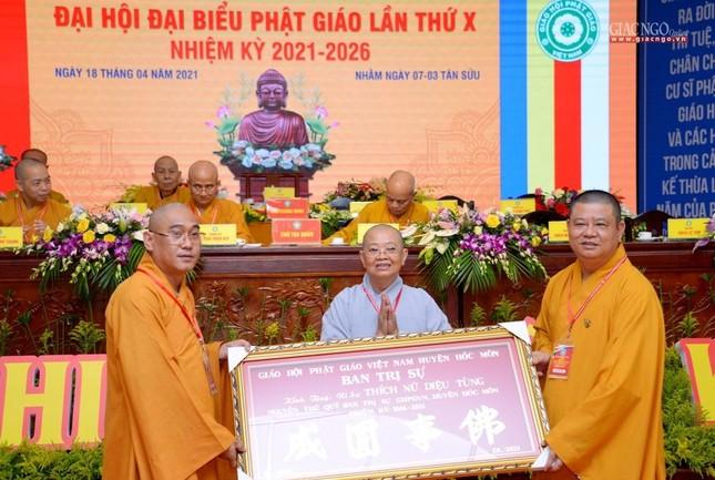 Ban Trị sự GHPGVN huyện Hóc Môn có tân Trưởng ban ảnh 42