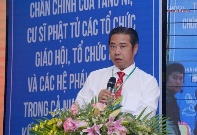 Ban Trị sự GHPGVN huyện Hóc Môn có tân Trưởng ban ảnh 8