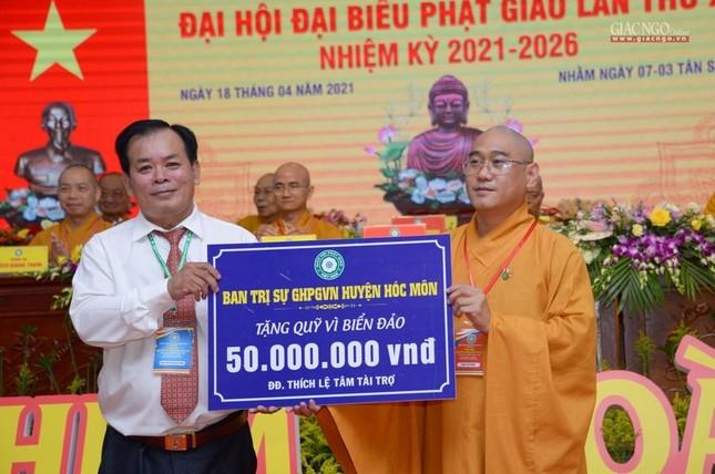 Ban Trị sự GHPGVN huyện Hóc Môn có tân Trưởng ban ảnh 45