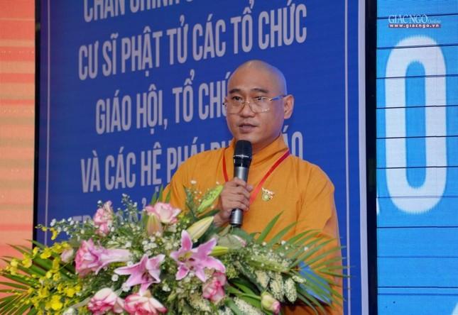 Ban Trị sự GHPGVN huyện Hóc Môn có tân Trưởng ban ảnh 46