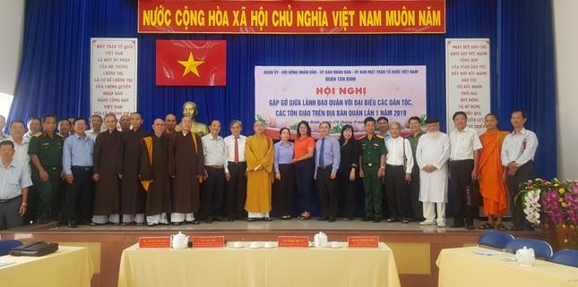 Phật giáo quận Tân Bình: Chú trọng phát triển nhân tố trẻ ảnh 1