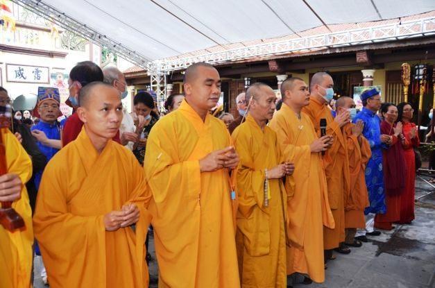 Hà Nội: Lễ hội truyền thống chùa Duệ Tú, tưởng nhớ thiền sư Giác Hoàng Đại Điên ảnh 2