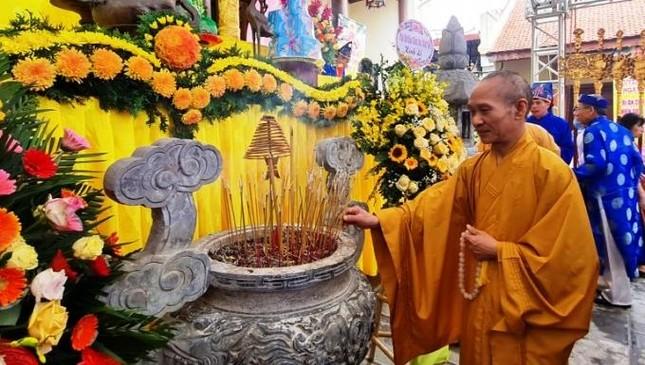 Hà Nội: Lễ hội truyền thống chùa Duệ Tú, tưởng nhớ thiền sư Giác Hoàng Đại Điên ảnh 1