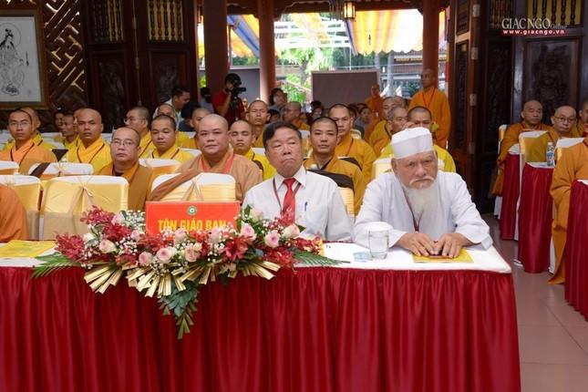 Đại hội Phật giáo quận Tân Bình lần X: Thượng tọa Thích Đạt Đức tái nhiệm Trưởng ban Trị sự ảnh 12