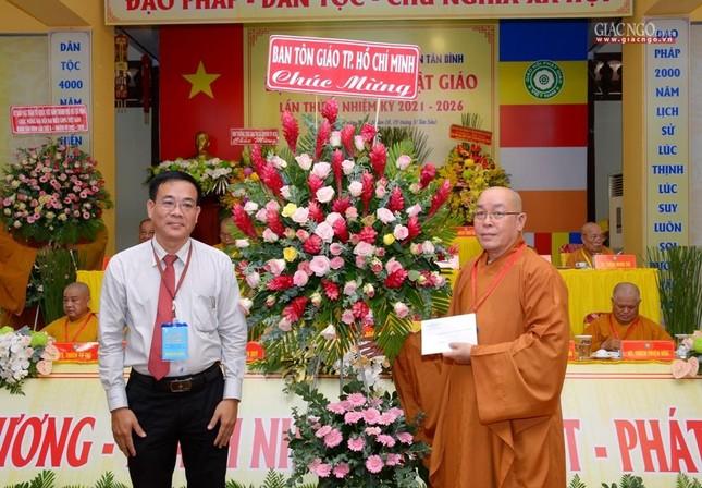 Đại hội Phật giáo quận Tân Bình lần X: Thượng tọa Thích Đạt Đức tái nhiệm Trưởng ban Trị sự ảnh 21