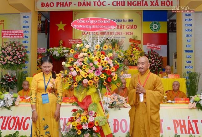 Đại hội Phật giáo quận Tân Bình lần X: Thượng tọa Thích Đạt Đức tái nhiệm Trưởng ban Trị sự ảnh 23