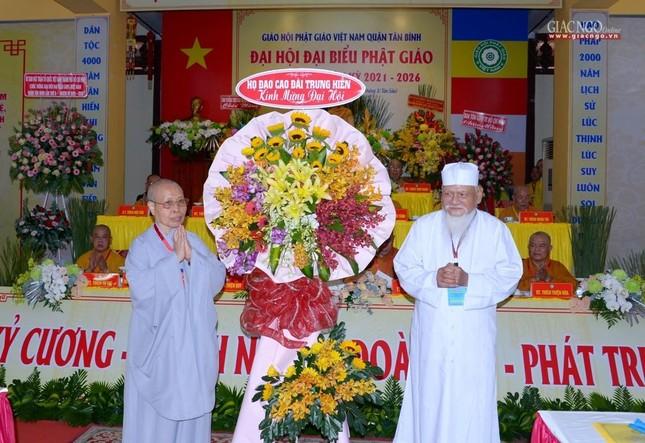 Đại hội Phật giáo quận Tân Bình lần X: Thượng tọa Thích Đạt Đức tái nhiệm Trưởng ban Trị sự ảnh 26
