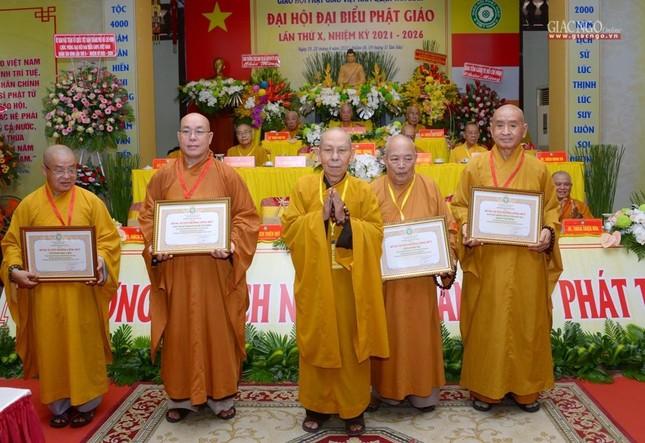 Đại hội Phật giáo quận Tân Bình lần X: Thượng tọa Thích Đạt Đức tái nhiệm Trưởng ban Trị sự ảnh 33