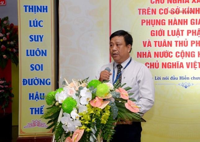 Đại hội Phật giáo quận Tân Bình lần X: Thượng tọa Thích Đạt Đức tái nhiệm Trưởng ban Trị sự ảnh 35
