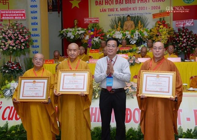 Đại hội Phật giáo quận Tân Bình lần X: Thượng tọa Thích Đạt Đức tái nhiệm Trưởng ban Trị sự ảnh 36